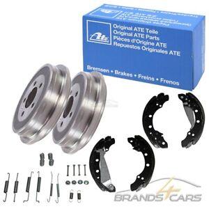 2x Bremstrommel Bremsbacken hinten links und rechts für Seat Cordoba Ibiza 3 4