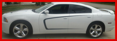 DODGE CHARGER HOOD /& SIDE SCALLOP KIT STRIPE FACTORY DECALS