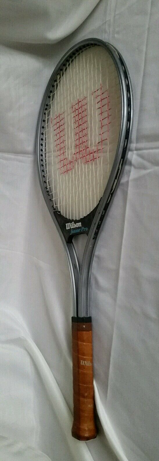 Wilson Tennis Racquet Pro Midsize Junior Metal 25  4 1 2  Grip