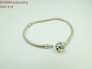 d099e3496 Image is loading Pandora-Iconic-Silver-Charm-Bracelet-Sterling-Silver-925-