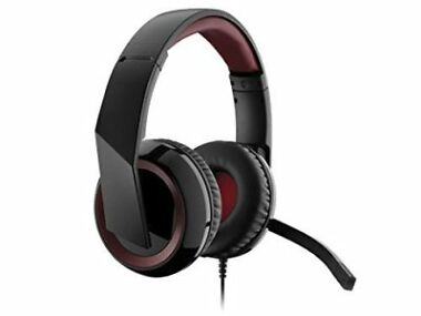 Corsair CA-9011121-NA-Y Over-Ear 3.5mm Wired Gaming Headphones