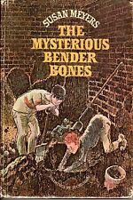 1970 The Mysterious Bender Bones by Susan Meyers