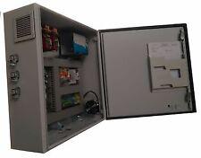Retrofit für eine CNC Plasmamaschine. Komplett aufgebaut mit Software