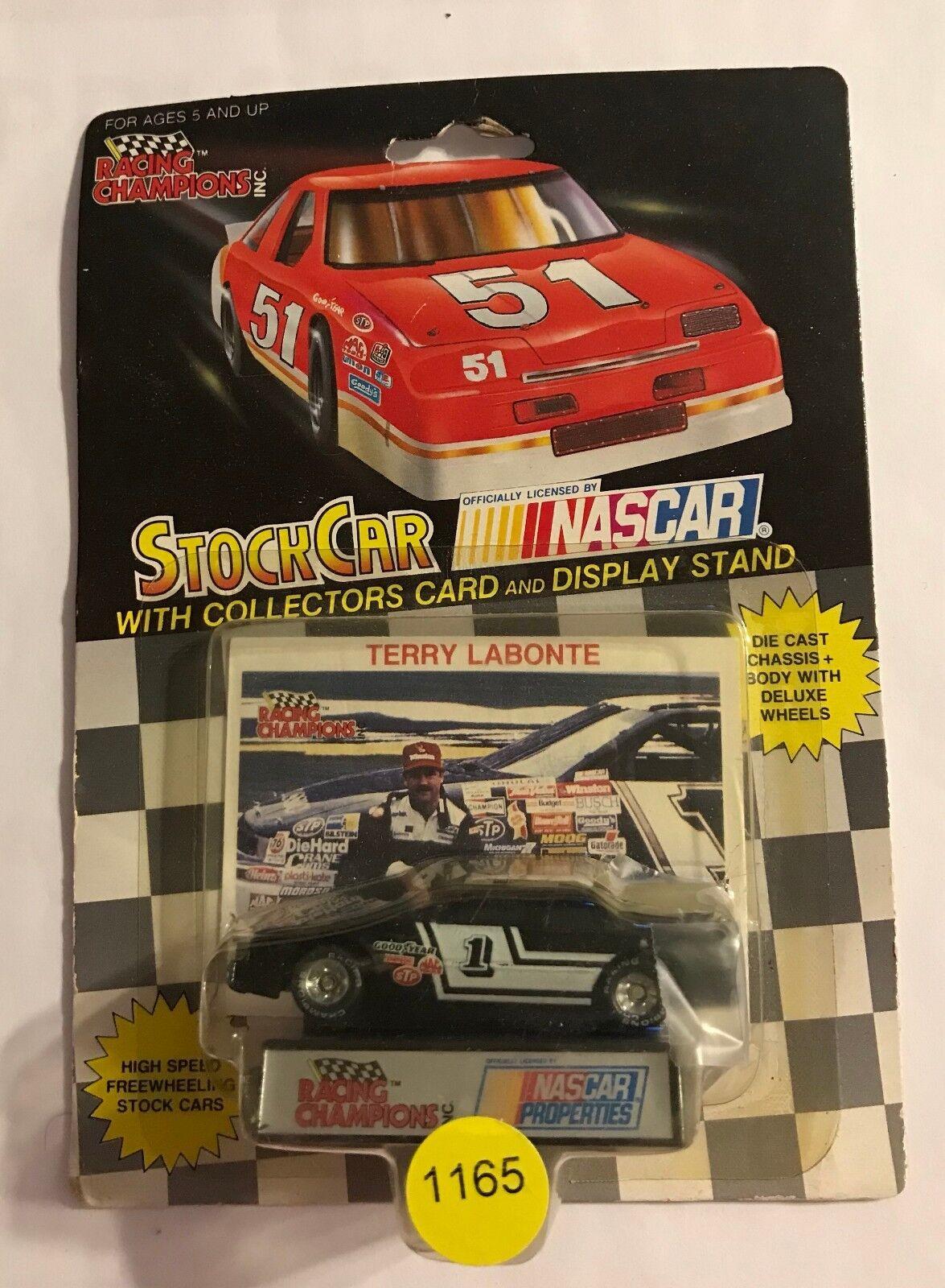 1990 RARE NASCAR PROPERTIES  TERRY LABONTE  RARE
