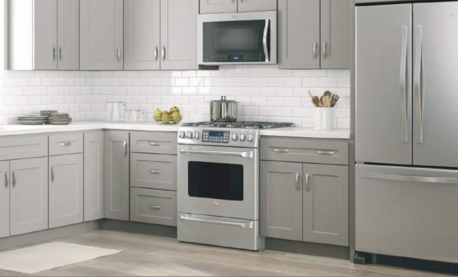 10x10 Kitchen Cabinets Fully Built Choice Of 17 Colors Ebay