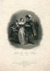 Much-ado-about-nothing-grabado-por-J-H-Watt-de-la-obra-de-Shakespeare-1826