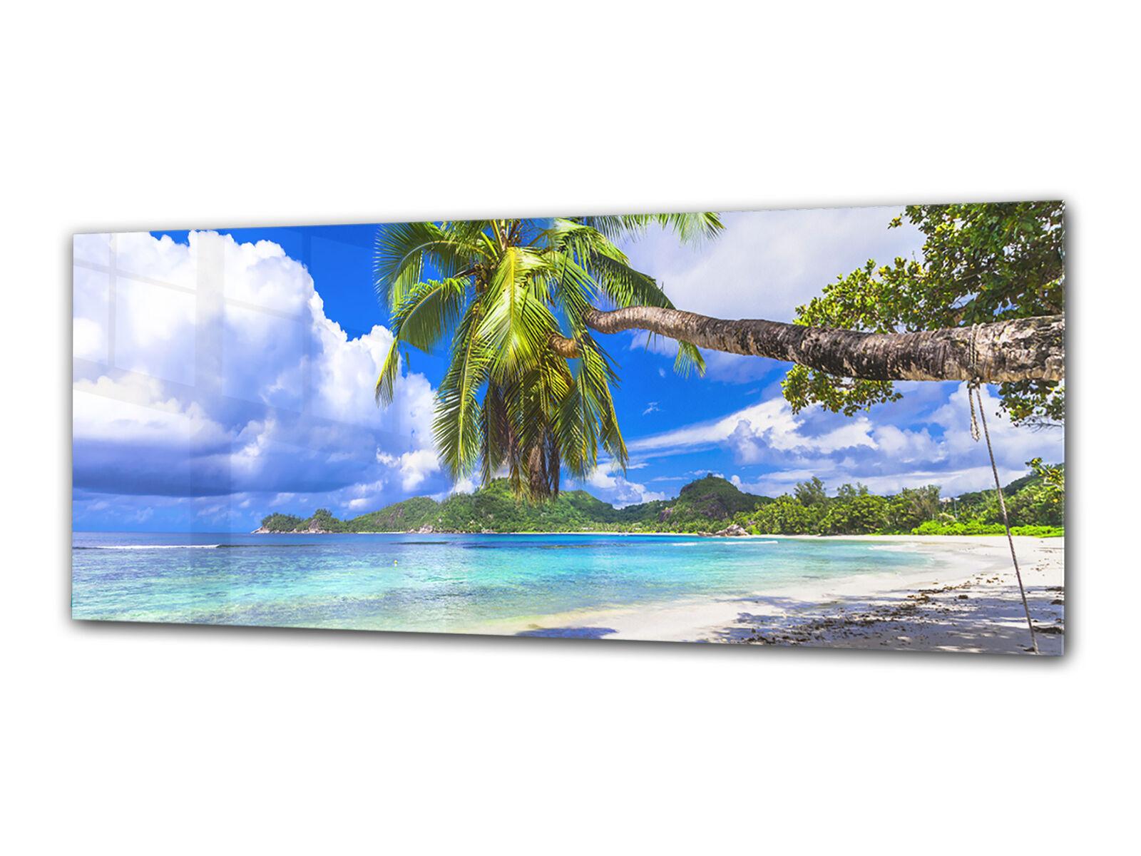 Verre Imprimer Wall Art 125x50 Cm Image sur Verre Déco Mur Photo 86339538