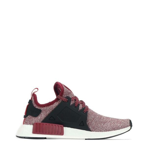 aa97a5aa0f3d5 adidas Originals NMD Xr1 Men s Shoes Burgundy UK 7.5 EU 41 1 3 Us-8 ...