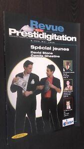 Revista Conjuring N º 502 Special Joven Afap Mai 1998 Tbe