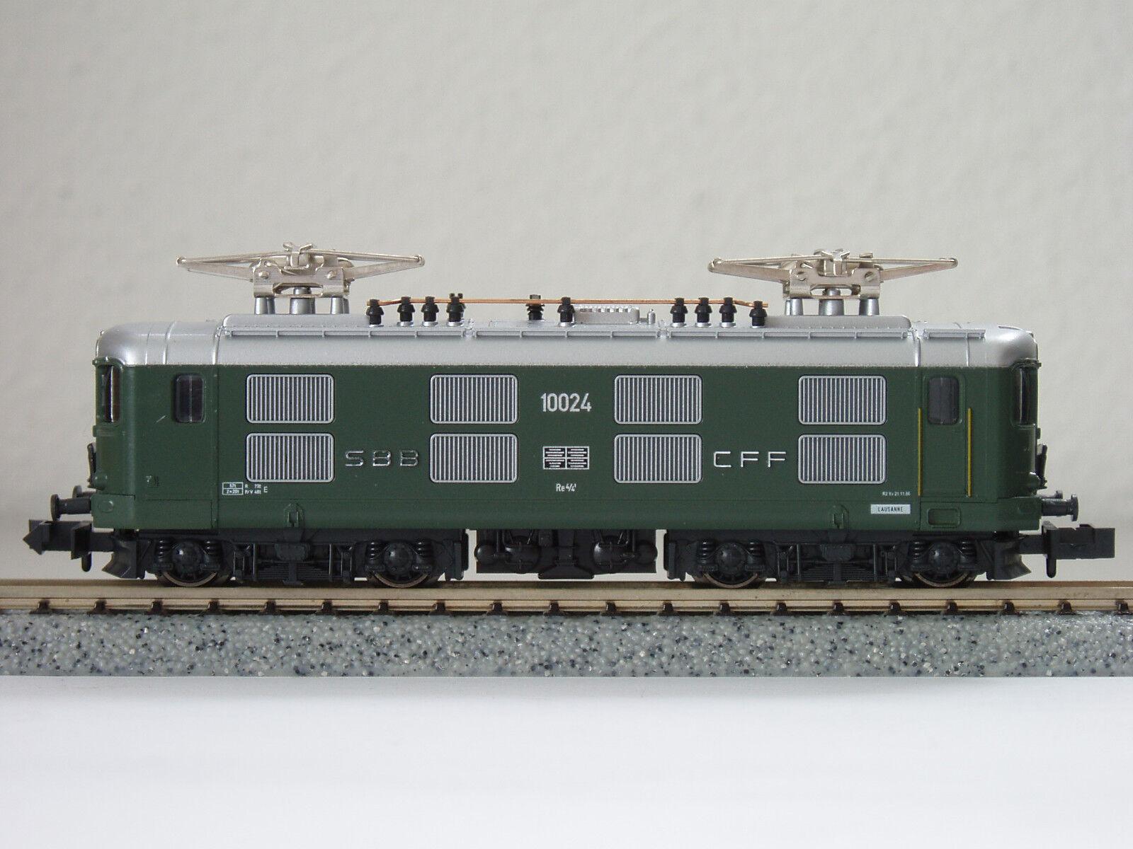SBB Re 4 4' 10024  KATO K11603 (2978)  | Viele Stile