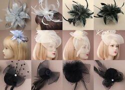 Haarschmuck Kopfschmuck Fascinator Haarkamm Haarreif Haarspange