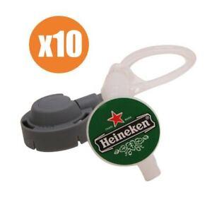 10-Tubes-Beertender-Neufs-pour-Tireuse-Machine-a-Biere-Seb-ou-Krups