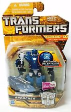 NEW NIB Transformers HFTD Hunt for the Decepticons BREACHER Action Figure Toy