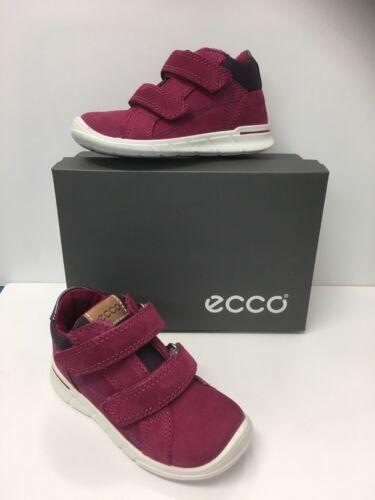 Girls colección Nueva Infant temporada First Casual In Sneakers Ecco de Plum FwEnqf6pxR