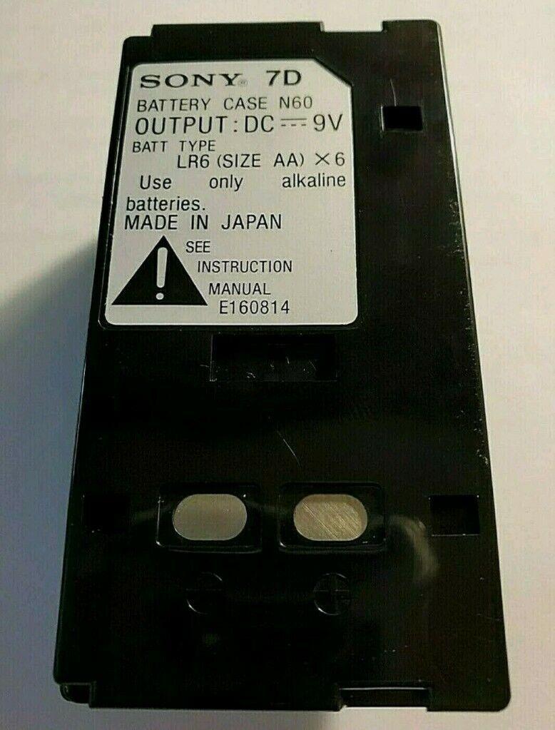 SONY Battery Adapter N60