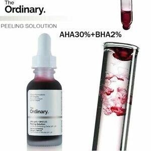 The-Ordinary-AHA-30-BHA-2-Peeling-Solution-30ml-Original-Serum-Fast-shipping