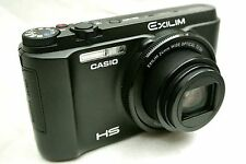 Casio EXILIM EX-ZR1000 16.1MP Digital Camera - Black