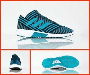 Afilar Donación collar  Adidas Zapatos Fútbol Césped Nemeziz Tango 17.1 Tr BY2306 Col. Verde Agosto  2017 | eBay