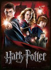 Puzzle 500 Teile - Harry Potter: Hogwarts school (aus Schaumstoff) von Wrebbit