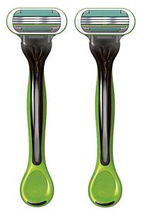 Gillette-Body-Men-039-s-Disposable-Razors-2-Count