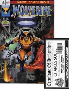 Return-of-Wolverine-1-MIDTOWN-VARIANT-signed-Charles-Soule-MIDTOWN-COA-NM