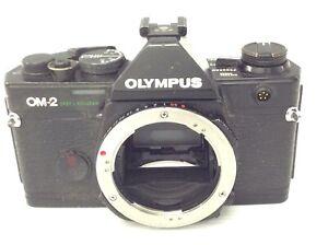 Olympus-OM2-Program-SLR-Camera-OM-Mount-Untested