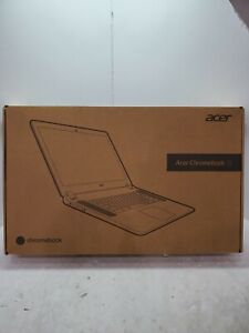 "Acer CB3-532-C8DF Chromebook 15 15.6"" 16GB SSD N3060 1.6GHz 4GB Google Chrome"