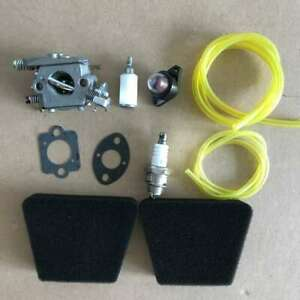 Carburetor-Carb-Kit-For-Poulan-Chainsaw-1950-2050-2150-Walbro-WT-891-545081885