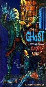 MONARCH-THE-GHOST-OF-CASTLE-MARE-long-box-PLASTIC-MODEL-KIT-new-in-box