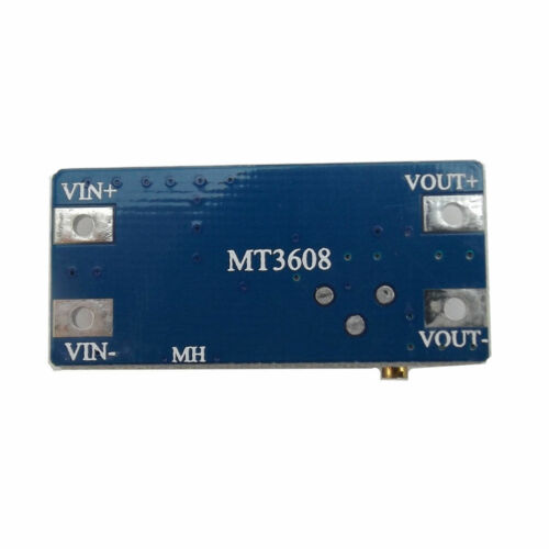 DC-DC Boost Regler 2-24V to 5V-28V 9v 12V 24V 2A Step Up Power Supply Module