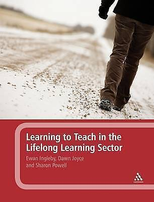 1 of 1 - Learning to Teach in the Lifelong Learning Sector-ExLibrary