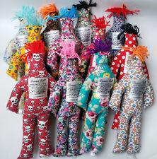 "NEW 1pcs Random Pattern Color Stress Relief 12"" Dammit Doll Plush Stuffed Toy"