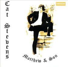 CAT STEVENS - MATTHEW & SON [UK BONUS TRACKS] NEW CD
