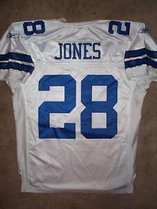 AUTHENTIC-Dallas-Cowboys-FELIX-JONES-nfl-Jersey-Adult-MEN-039-S-MENS-M-MEDIUM-48