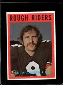 1972-O-PEE-CHEE-CFL-74-BARRY-ARDERN-NM-X2136