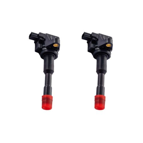 New AD AutoParts Set Of 2 Ignition Coils For Honda Civic And Insight 2010-2012