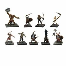 Dungeon Saga: Evil Dead Miniatures Set -Undead Fantasy Figures - Kings of War