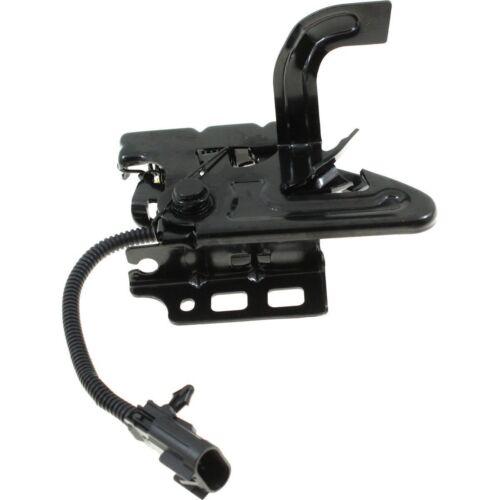 for 2008 2012 Chevrolet Malibu FT Front Hood Latch W// Alarm System