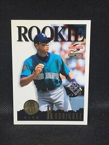 1995-Score-Summit-Edition-Baseball-Alex-Rodriguez-RC-Seattle-Mariners-133-MINT