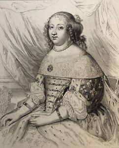 Anne-Austria-1601-1666-Mother-of-Louis-XIV-Ana-Maria-Mauricia-of-Austria