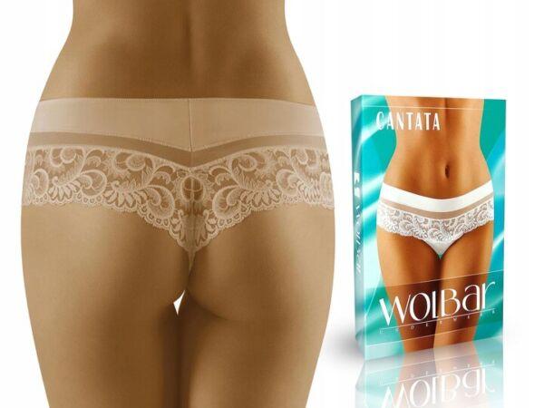 WOLBAR CANTATA Shorts String Tanga SEXY Unterwäsche Thongs Spitze Mikrofaser
