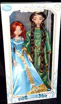 "Disney BRAVE Merida Queen Elinor LE 17"" Doll • Limited 2500 Dolls FREE SHIPPING!"