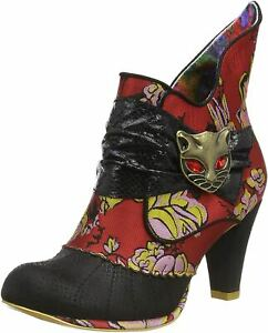 Irregular Choice Miaow Ladies Heels in Various Colours and Sizes