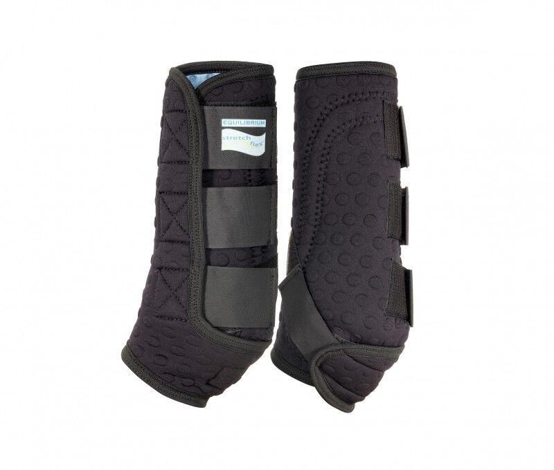 Equilibrium Stretch & Flex Training Wraps,Breathable Leg Wraps,Soft &Comfortable