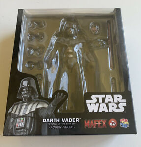 MAFEX Star Wars Revenge of the Sith Darth Vader No. 037 US Seller