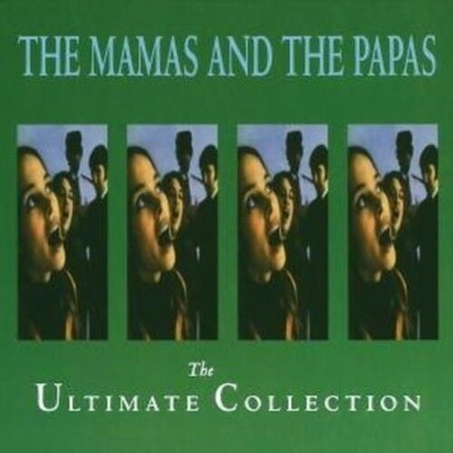 THE MAMAS & THE PAPAS - THE ULTIMATE COLLECTION NEW CD
