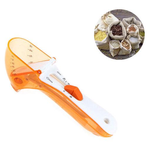 Balance Cuisine Cuillère Pèse Spoon Mesure Capacité Pour Lait Poudre Condiment
