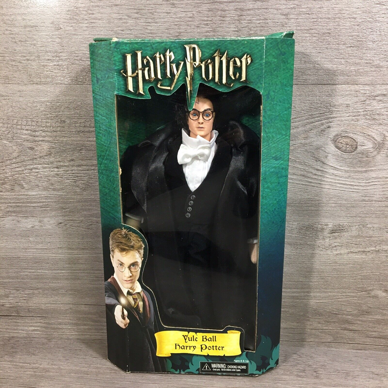 NEW NECA Harry Potter Doll in Dress Robes ACTION FIGURE