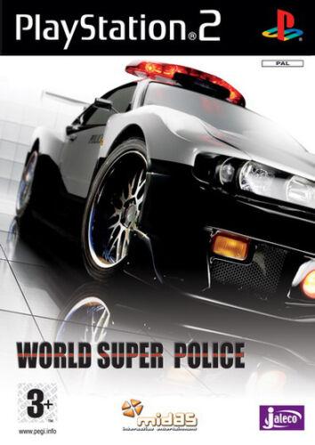 1 von 1 - World Super Police (Sony PlayStation 2, 2006, DVD-Box) OVP