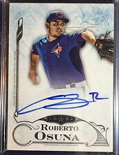 2015 Topps Five Star Roberto Osuna Rookie Autograph Blue Jays